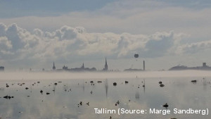 Tallinn (Source: Marge Sandberg)