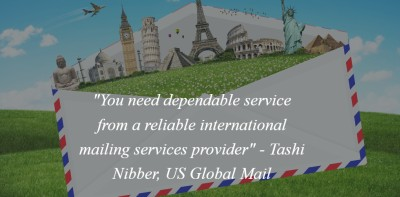 International Mail Services